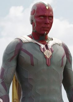Vision From Avengers: Age of Ultron Marvel Vision, Vision Avengers, Vision Mcu, Marvel Avengers, Marvel Heroes, Marvel Universe, Loki, Die Rächer, Marvel Photo