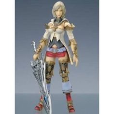 Final Fantasy Play Arts - Final Fantasy Xii - Action Figure - Ashe