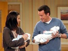 Yep. Their kids are pretty lucky / 22 Reasons Monica And Chandler Will Be Terrific Parents (via BuzzFeed)