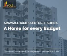 Now you can also own a flat in South of Gurgaon at a price lower than Neemrana, Dharuhera or Bhiwadi. All the flats for GLS Group Arawali Homes, which comes under HUDA (also known as Haryana Urban Development Authority) affordable housing scheme, will be allotted in one go under the supervision of a committee constituted for the purpose. So what are you waiting for? We are the answer to your all intense housing needs. Phase 4, Rainwater Harvesting, Kids Play Area, Fire Safety, Affordable Housing, Gated Community, Building Plans, Kids Playing
