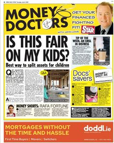 You Got This, Thats Not My, In Distress, Daily Star, To My Daughter, Irish, Finance, Money, Stars