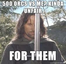 Aragorn :)