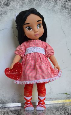 Doll's Dress / Disney Animator Doll