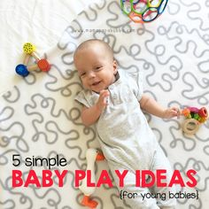 5 Simple Baby Play I