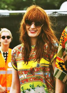 Florence Welch- can i please be you?