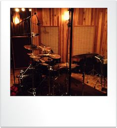 +ES AUDIO Recording Studio in L.A. has been Busy Layin' Down some Drum Tracks this Weekend!:)    Rock On!:) www.esaudio.com 2012