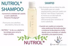 Shampoo NUTRIOL #yosoynuskin #chicanuskin #nuskinT5leon Nu Skin, Nutriol Shampoo, Beauty Boutique, Health And Beauty, Soap, Personal Care, Bottle, Instagram, Diamond