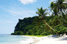 グアムのファイファイパウダーサンドビーチの場所と感想