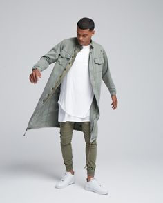 News – Stampd - mens clothing, mens online clothing, shop mens clothing Men Street, Street Wear, Long Shirt Outfits, Superman T Shirt, Mode Style, Swagg, Streetwear Fashion, Menswear, Mens Fashion