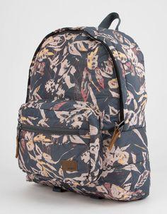 ROXY Morning Light Backpack - BLUE - ERJBP03774 1f1a0d8dbf5a3