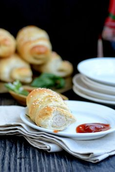 Whisk Affair: Sausage Rolls