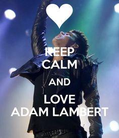 June 2013 Adam LAMBERT