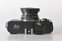 LEICA CL LEITZ WETZLAR SUMMICRON-C 40/1:2 40mm f2 LENS, HOOD, CAP leather case   eBay