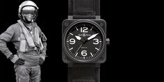 Watch the exciting and marvelous video of how Bell & Ross watch being tested, it proves that this timepieces for those who love extreme sports  https://www.youtube.com/watch?v=Pwn7lgu0g5g&feature=youtu.be