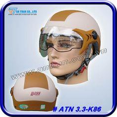 Mũ Bảo Hiểm BOSS ATN3.3-K86