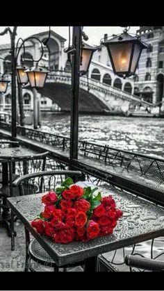Rendezvous- Venice, Italy- ♔LadyLuxury♔