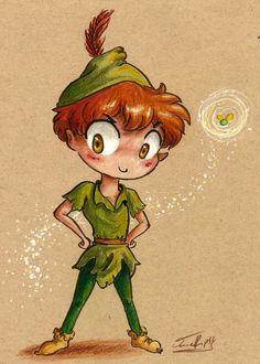 Peter pan peter pan peter pan disney, peter pan и disney Film Disney, Disney Fan Art, Disney Pixar, Disney Characters, Disney And More, Disney Love, Disney Magic, Disney Fairies, Disney Stuff