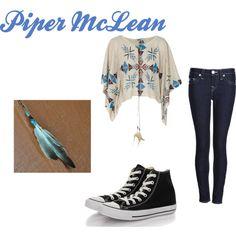 """Piper McLean"" by greekfreak-69 on Polyvore"