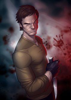 Dexter by PatrickBrown on DeviantArt