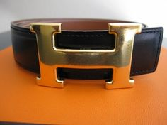 AUTHENTIC VINTAGE 32 MM/70 CM HERMES BELT KIT IN BLACK/BROWN GOOD CONDITION. Get the lowest price on AUTHENTIC VINTAGE 32 MM/70 CM HERMES BELT KIT IN BLACK/BROWN GOOD CONDITION and other fabulous designer clothing and accessories! Shop Tradesy now