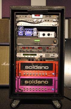 guitar guitar rig guitar rack