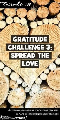 This is the third and final part of the teacher gratitude challenge. Up to this point we've been looking inside ourselves to be thankful for our own teacher lives, but in this episode we delve into how showing gratitude towards others School Direct, Showing Gratitude, Time Management Tips, New Teachers, Personal Development, Helpful Hints, Challenges, Strong, Teaching