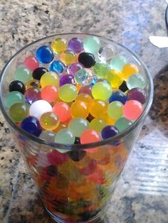 Orbeez Hand Spa I Have A Day At The Spa Youtube