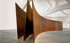 Richard Serra, La matière du temps, 2005