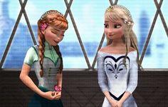 Elsa and Anna Best Disney Movies, Kid Movies, Disney Stuff, Disney Frozen Elsa, Anna Frozen, Disney Princess, Big Hero 6, Disney Fan Art, Disney Pixar