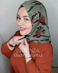 Modest Fashion, Hijab Fashion, Fashion Outfits, Corgi Aussie Mix, Hijab Style Tutorial, Hijab Bride, Hijabs, Scarf Styles, Scarfs
