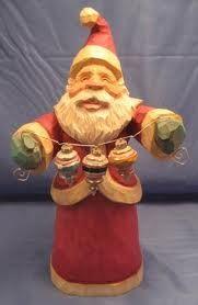 .Santa Carving