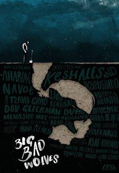 Aharon Keshales and Navot Papushado Big Bad Wolf Movie Poster 1