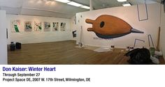 Photos from our exhibitions currently on display at Painted Bride Art Center, International House Philadelphia, project space de, and Crane Arts.
