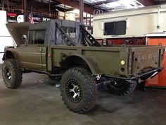 "offroaderize: "" Kaiser Jeep M715 """