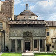 Santa Croce, Pazzi Chapel and cloisters