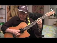 While my guitar gently weeps Guitar Lesson by Siggi Mertens - YouTube