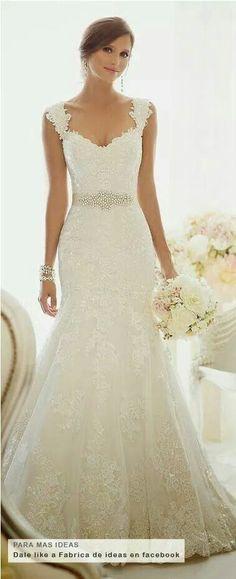 Vestidos para boda iglesia