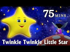 Twinkle Twinkle Little Star Nursery Rhyme - Kids Songs - 3D Animation Rhymes for Children - YouTube
