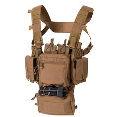 Training Mini Rig® was designed for people who spend a lot of time at the shooting range – instructors, shooting enthusiasts, competitive shooters. Minimalistic, symmetrical layout of the Training Mini Rig® wa Airsoft Sniper, Airsoft Helmet, Airsoft Guns, Tac Gear, Combat Gear, Chest Rig, Tactical Equipment, Plate Carrier, Tactical Vest