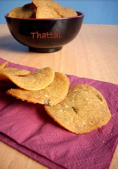 Thattai by Nags The Cook, via Flickr