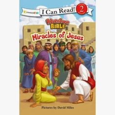 """Praises of a Wife and Mommy: Book Review:  """"Miracles of Jesus"""""""