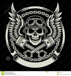 skull biker - Iskanje Google
