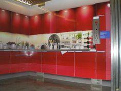 IKEA Küchenkampagne 2011 - Aufzug als IKEA Küche gebrandet Visual Communication, Ikea Kitchen, Elevator, Advertising, Projects