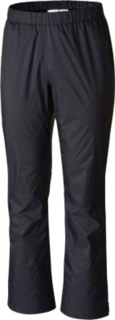 1f8064b471f Women s Storm Surge Rain Pant- Black Waterproof. Breathable. Guaranteed.  Golf Fashion ...