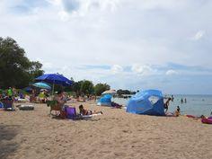 Franklin Beach on Lake Simcoe at Jackson's Point, Ontario Ontario Beaches, Ontario Place, Shallow, Families, Dolores Park, Jackson, Places To Visit, Water, Travel