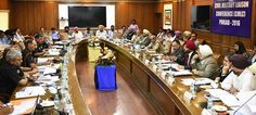 A Civil Military Liaison Conference (CMLC) Punjab-2016 was held here at Punjab Bhawan to discuss various issues related to Army and state government.   #AkaliDal #PunjabGovernment #ProgressivePunjab