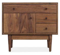 Room & Board Grove Three-Drawer Nightstand, $1249.00 (I wish)