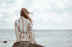 100% European linen bathrobe - Scandinavian summer. Bylinen Stockholm Stockholm, Scandinavian, Summer, Summer Time, Verano