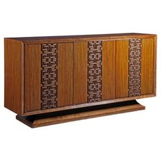 """Check out this item at One Kings Lane! McArthur 68"""" Widescreen Credenza"""
