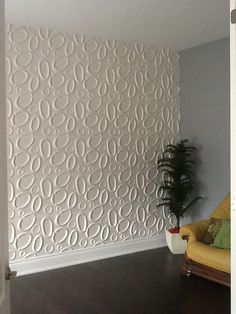 3d wall panels in living room-splashes design